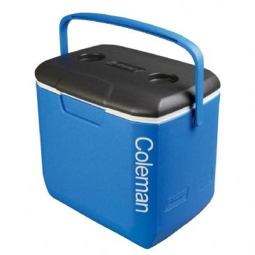 Coleman 30QT Tricolour Performance Cooler / Coolbox for Camping Fishing Picnics - 2020 New